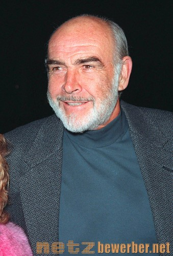 Sean Connery: Vollbart